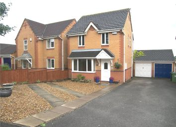 Thumbnail 3 bed detached house for sale in Findern Close, Belper