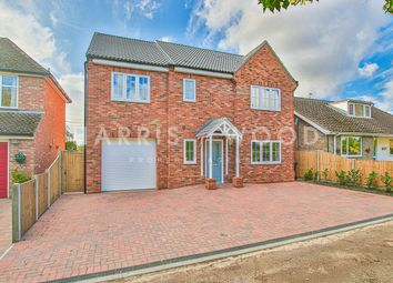 Thumbnail 4 bed detached house for sale in Ellis Road, Bradfield, Manningtree