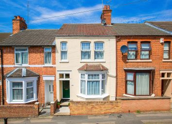 Thumbnail 3 bedroom terraced house for sale in Mill Road, Kettering