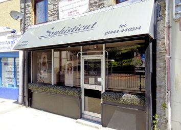 Thumbnail Retail premises to let in Tonypandy -, Tonypandy
