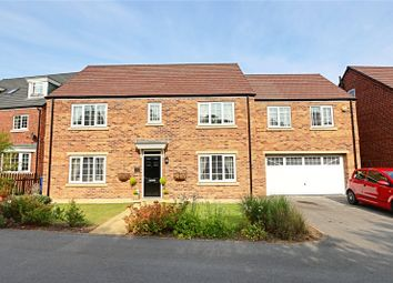 Thumbnail 5 bed detached house for sale in Aspen Way, Beverley, East Yorkshire