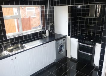 Thumbnail 2 bed semi-detached bungalow for sale in Somerby Road, Thurnby, Leicester