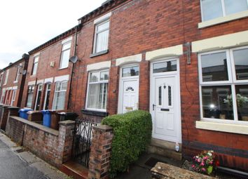 Thumbnail 2 bed terraced house for sale in Farmer Street, Stockport