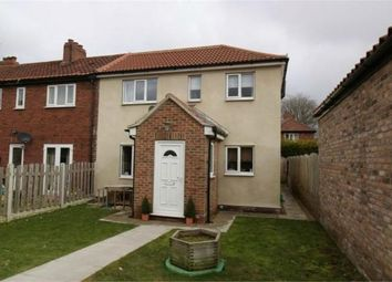 Thumbnail 3 bed semi-detached house for sale in Park Lane, Barlow, Selby
