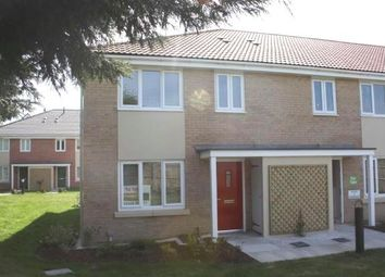 Thumbnail 2 bed terraced house to rent in Becketts Close, Grantham, Lincolnshire