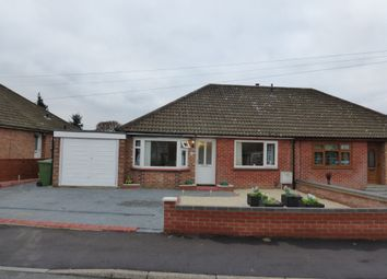 Thumbnail 2 bedroom semi-detached bungalow for sale in Eastern Close, Thorpe St. Andrew, Norwich