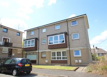 Thumbnail 1 bed flat to rent in Cadoc Street, Cambuslang, Glasgow