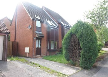 Thumbnail 3 bed semi-detached house to rent in Five Locks Close, Pontnewydd, Cwmbran