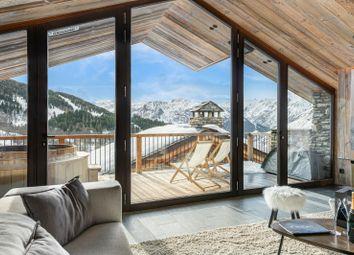 Thumbnail 4 bed chalet for sale in 73440 Saint-Martin-De-Belleville, Savoie, Rhône-Alpe, France