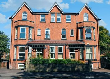 Thumbnail 2 bed flat to rent in Barlow Moor Road, Didsbury, Manchester