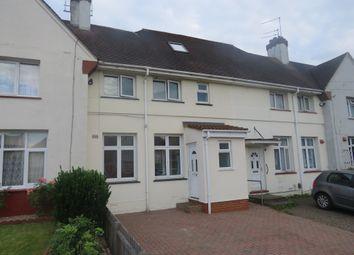 Thumbnail 3 bed terraced house for sale in Hazeldene Road, Northampton