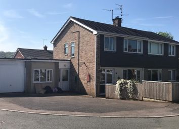 Thumbnail 3 bedroom property to rent in Whitehill Close, Monmouth