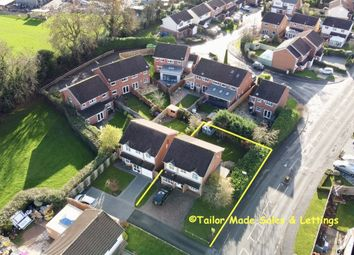 Thumbnail 4 bed detached house for sale in Parkhill Drive, Allesley, Coventry