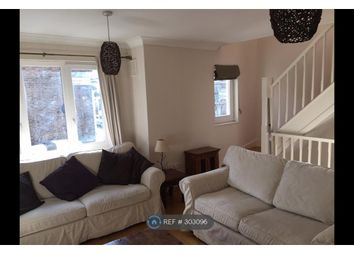 Thumbnail 2 bed semi-detached house to rent in Burnthwaite Road, London