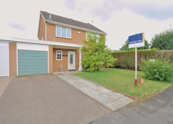Thumbnail 3 bed link-detached house for sale in Boothgate Drive, Howden, Goole