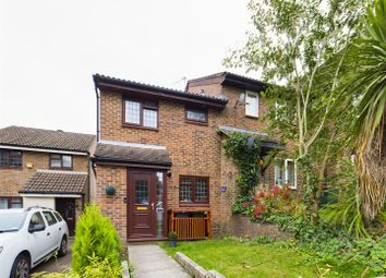 Thumbnail End terrace house for sale in Hollingbourne Crescent, Crawley