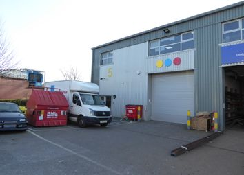 Thumbnail Light industrial to let in Io Centre Sutton, Minden Road, Sutton, Surrey