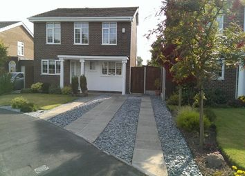 Thumbnail 4 bed detached house to rent in Martin Close, Irby, Wirral