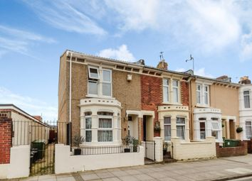 Thumbnail 3 bed terraced house for sale in Epworth Road, Portsmouth, Portsmouth
