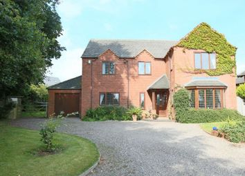 Thumbnail 4 bed detached house for sale in Audlem Road, Woore, Cheshire