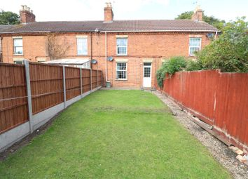 Thumbnail 3 bed terraced house for sale in Co-Operative Row, Rushden
