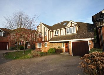 Thumbnail 5 bedroom detached house to rent in Linfield Close, London