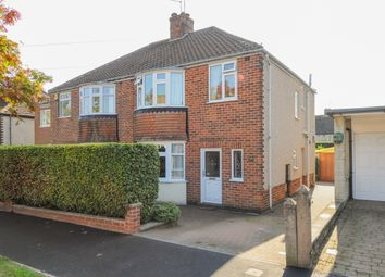 Thumbnail 3 bed semi-detached house for sale in Green Oak Road, Sheffield