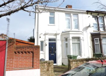 Thumbnail 4 bed property for sale in Claydon Avenue, Southsea