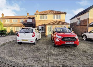 3 bed detached house for sale in Brougham Court, Peterlee SR8