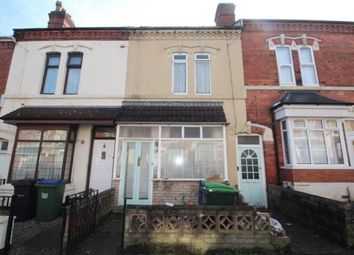 Thumbnail 3 bed terraced house for sale in Dibble Road, West Midlands, Birmingham, Smethwick
