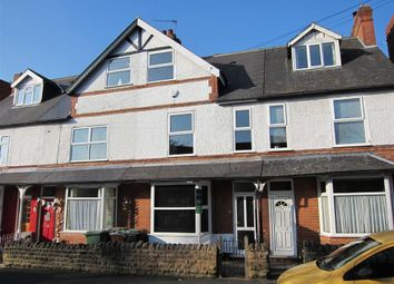 Thumbnail 4 bed town house for sale in Morley Avenue, Mapperley, Nottingham