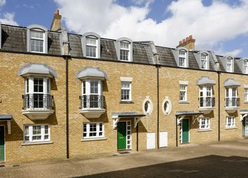 Thumbnail 3 bed mews house to rent in Belmont Mews, London