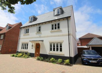 Thumbnail 5 bed detached house for sale in Kingfisher Drive, Upton, Poole