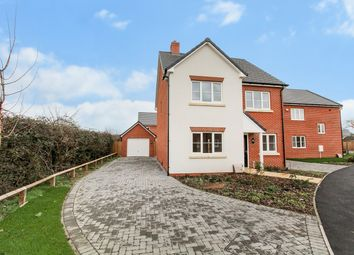 Thumbnail 4 bed detached house for sale in The Arches, Oakley, Bedford