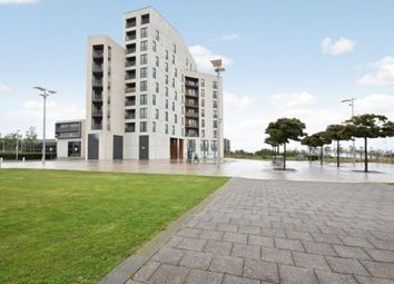 Thumbnail 2 bed flat for sale in Saltire Street, Edinburgh
