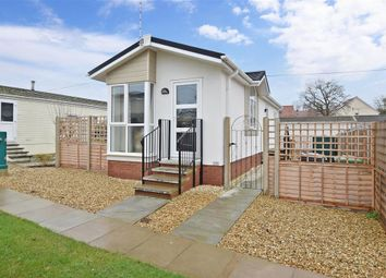 Thumbnail 2 bed mobile/park home for sale in Broadway Park, Petersfield, Hampshire
