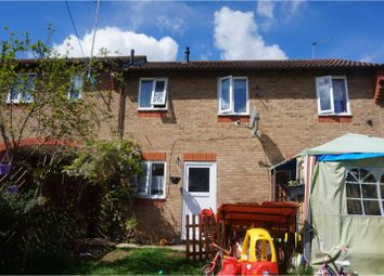 Thumbnail 3 bedroom terraced house for sale in Greenways Crescent, Bury St. Edmunds
