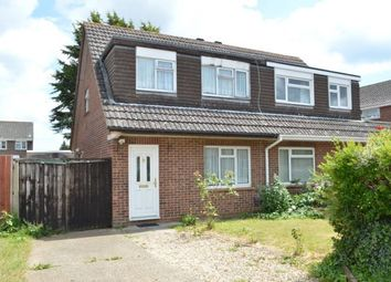 Thumbnail 3 bed semi-detached house for sale in Throop, Bournemouth, Dorset