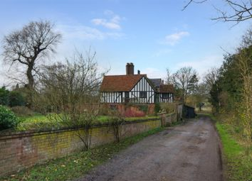 Thumbnail 5 bed detached house to rent in Fanhams Hall, Ware