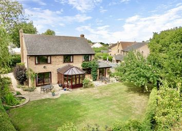 Thumbnail 4 bed detached house for sale in Church Road, Grafham, Huntingdon