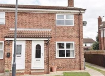 Thumbnail 3 bed semi-detached house to rent in Ash Close, North Duffield