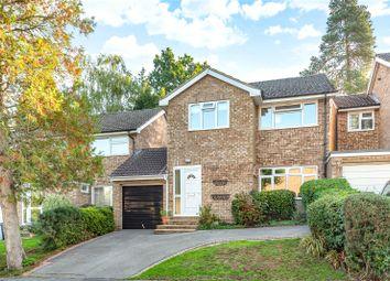 Inglewood Avenue, Camberley, Surrey GU15. 3 bed link-detached house