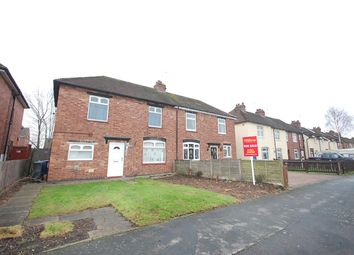 Thumbnail 3 bed semi-detached house for sale in Harper Avenue, Stretton, Burton-On-Trent
