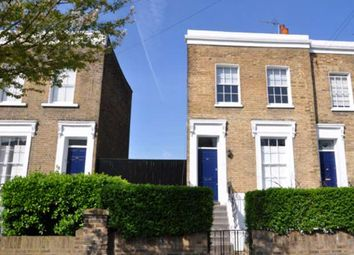 Thumbnail 3 bedroom terraced house to rent in Lawford Road, London