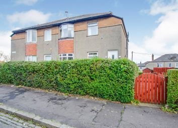Thumbnail 3 bed flat for sale in Baldovie Road, Cardonald, Glasgow