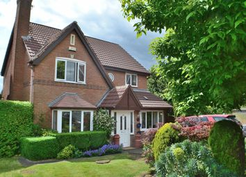 Thumbnail 4 bedroom detached house for sale in Tawny Way, Heatherton Village, Littleover, Derby
