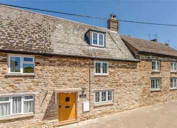 Thumbnail 3 bed terraced house for sale in Culworth, Banbury, Oxfordshire