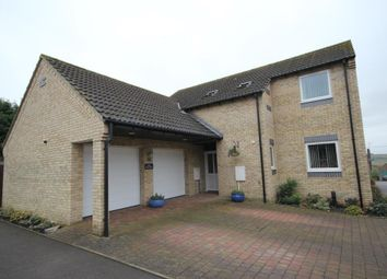 Thumbnail 4 bedroom detached house for sale in The Row, Sutton, Ely
