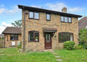 Thumbnail 4 bed detached house to rent in Templar Close, Sandhurst