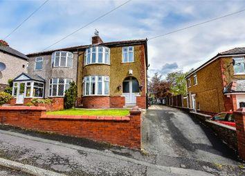 Thumbnail 3 bed semi-detached house for sale in Belmont Road, Great Harwood, Blackburn, Lancashire
